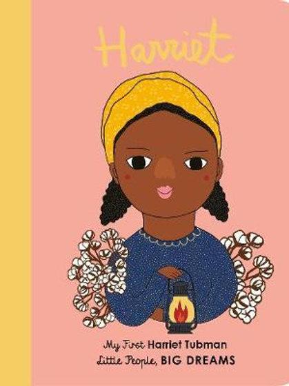 Harriet Tubman: My First Harriet Tubman Vegara, Isabel Sanchez