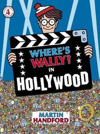 Where's Wally? In Hollywood Martin Handford