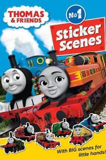 Thomas & Friends: No.1 Sticker Scenes Egmont Publishi UK
