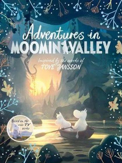 Adventures in Moominvalley Amanda Li