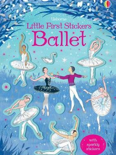 Little First Stickers Ballet Kirsteen Robson
