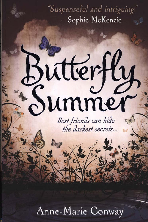 Butterfly Summer Anne-Marie Conway