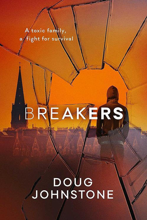 Breakers       by Doug Johnstone