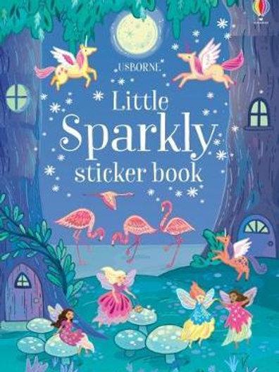 Little Sparkly Sticker Book Fiona Patchett