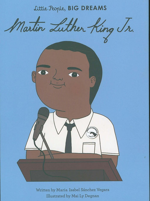 Martin Luther King, Jr. Vegara, Maria I Sanchez