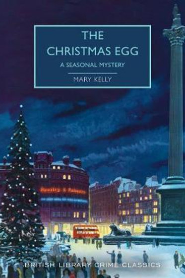 Christmas Egg       by Mary Kelly