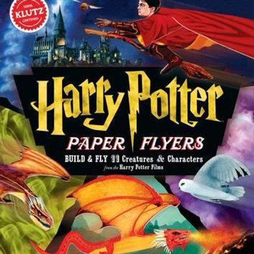 Harry Potter Paper Flyers of Klutz Editors