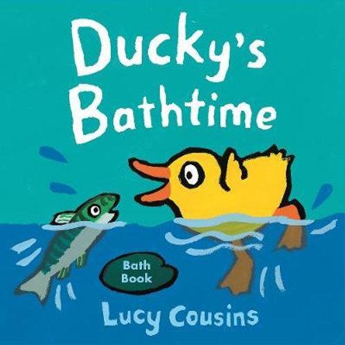 Ducky's Bathtime Lucy Cousins