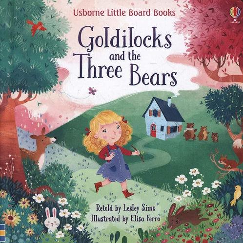 Goldilocks and the Three Bears Lesley Sims