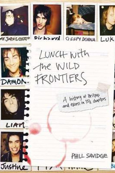 Lunch With The Wild Frontiers       by Phill Savidge