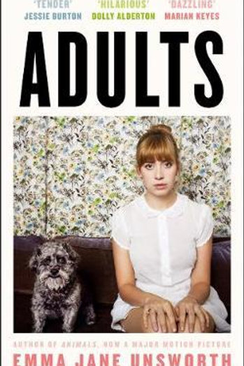 Adults       by Emma Jane Unsworth