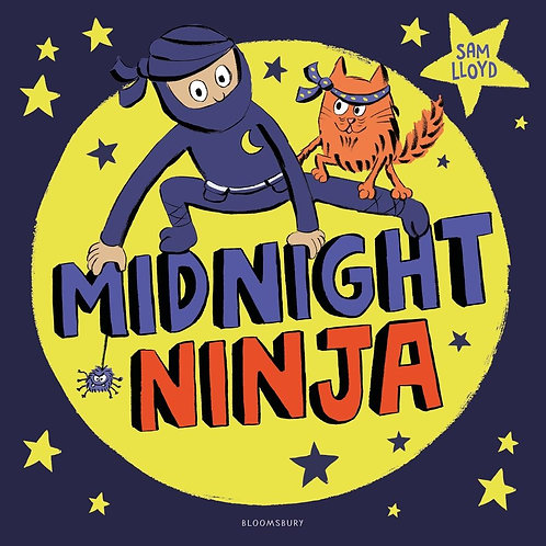 Midnight Ninja       by Sam Lloyd
