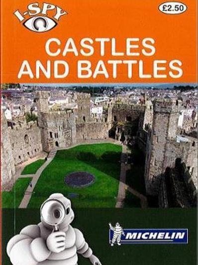 i-SPY Castles and Battles (Michelin i-SPY Guides)  i-SPY