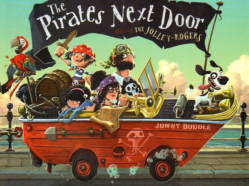 Pirates Next Door       by Jonny Duddle