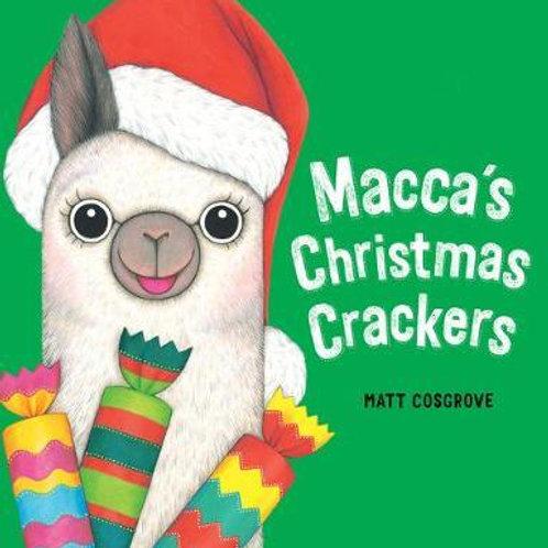 Macca's Christmas Crackers Matt Cosgrove