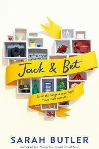 Jack & Bet       by Sarah Butler
