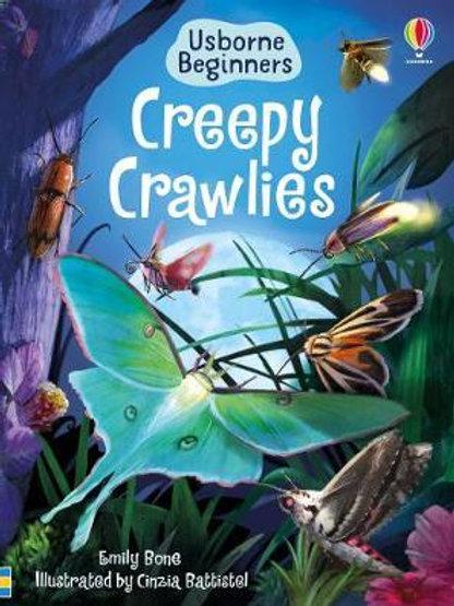 Creepy Crawlies Emily Bone