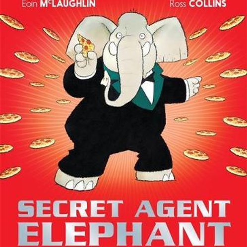 Secret Agent Elephant Eoin McLaughlin
