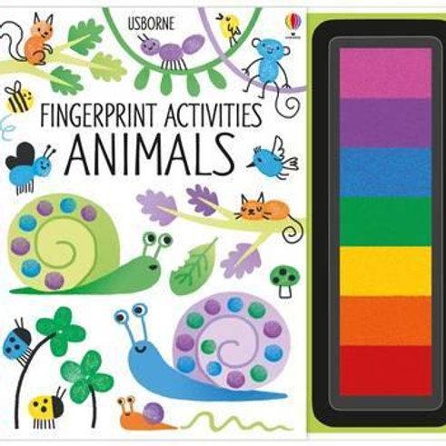 Fingerprint Activities: Animals Fiona Watt