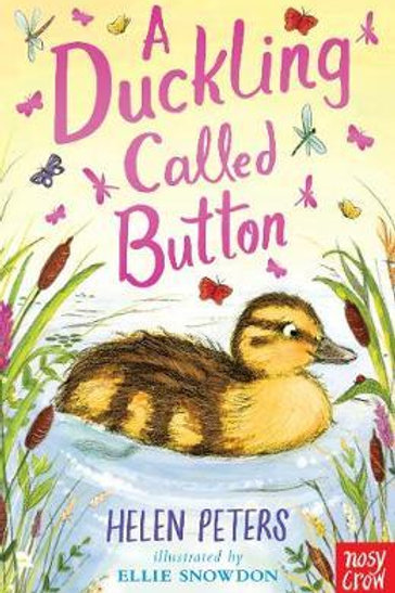 Duckling Called Button       by Helen Peters