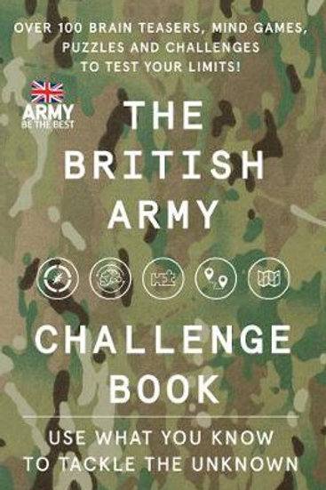 British Army Challenge Book       by Great Britain: Army