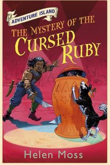 The Mystery of the Cursed Ruby Helen Moss