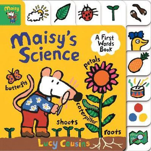 Maisy's Science: A First Words Book Lucy Cousins