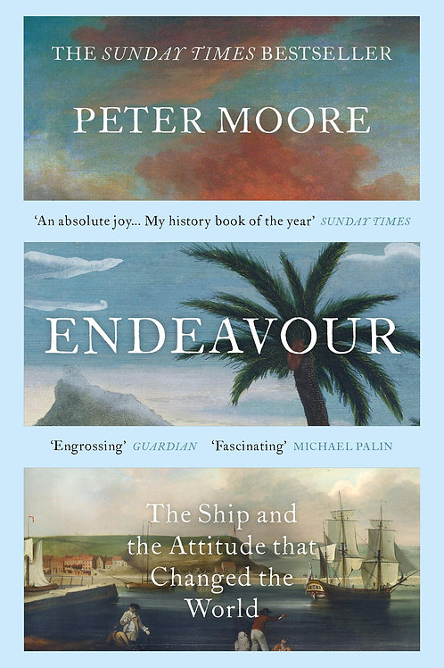 Endeavour by Peter Moore