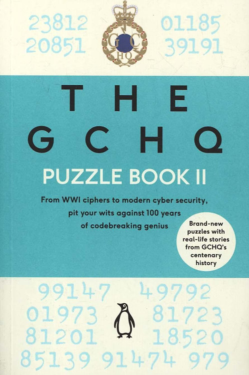 GCHQ Puzzle Book II       by GCHQ