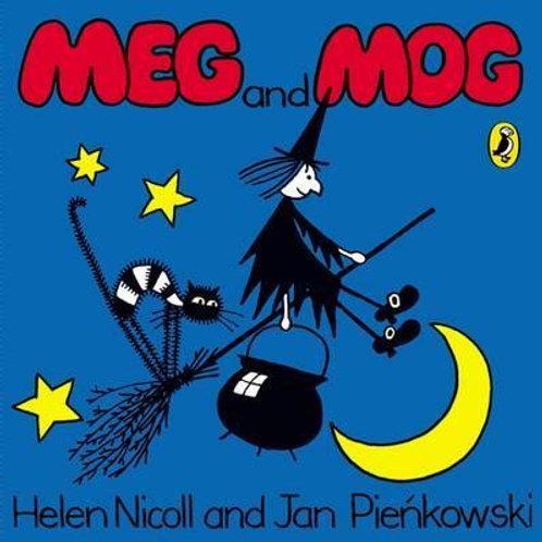 Meg and Mog Helen Nicoll