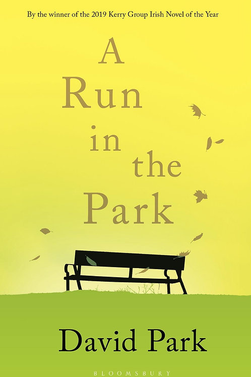 Run in the Park       by David Park