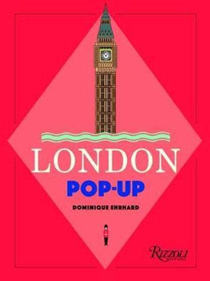 London Pop-up Dominique Ehrhard