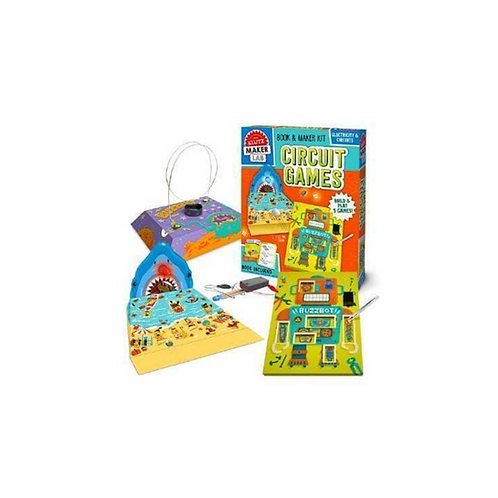 Circuit Games by Klutz Press