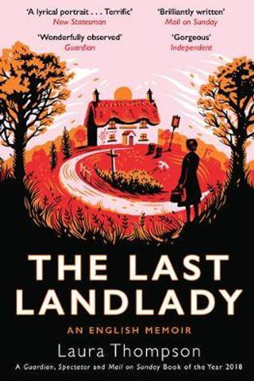 Last Landlady     by  Laura Thompson