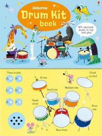 Drum Kit Book Sam Taplin