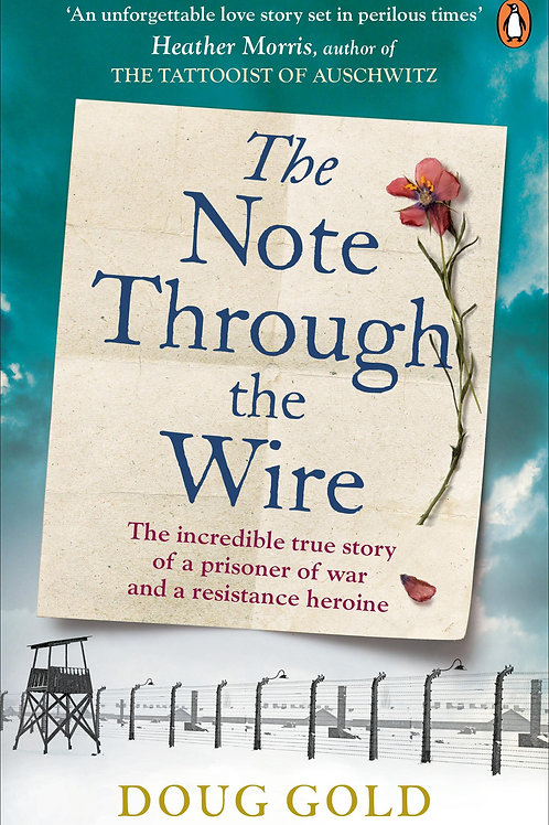Note Through The Wire     by  Doug Gold