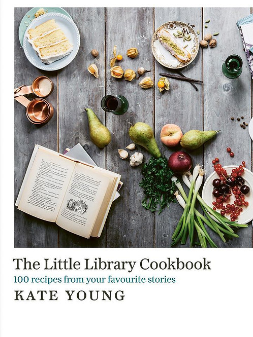Little Library Cookbook       by Kate Young