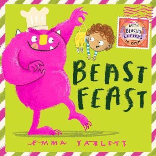Beast Feast Emma Yarlett