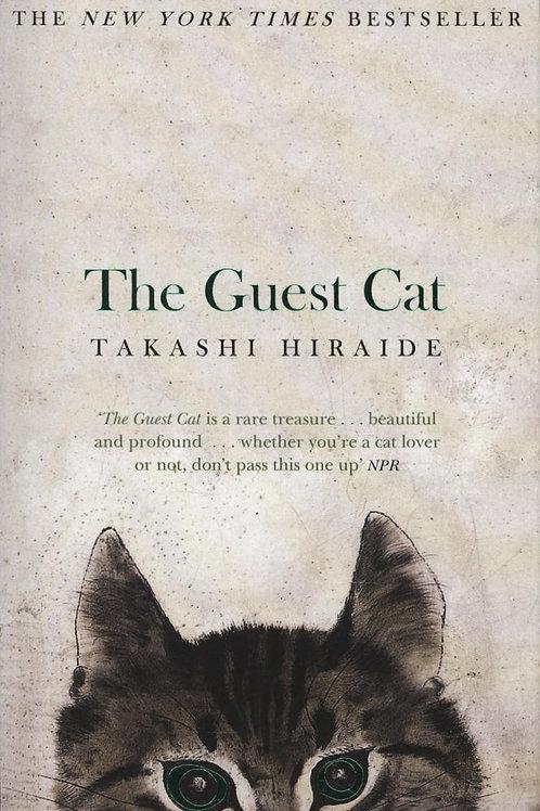 Guest Cat       by Takashi Hiraide