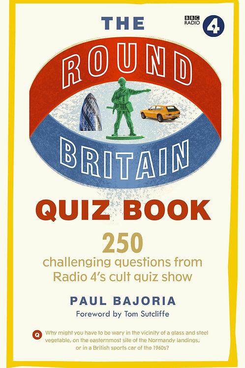 Round Britain Quiz Book       by Paul Bajoria