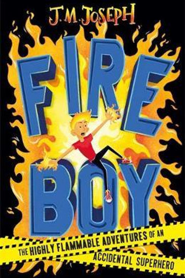 Fire Boy J.M. Joseph