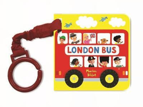 London Bus Buggy Buddy Campbell Books