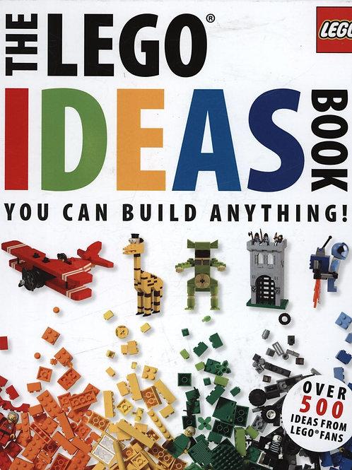 The LEGO Ideas Book Daniel Lipkowitz