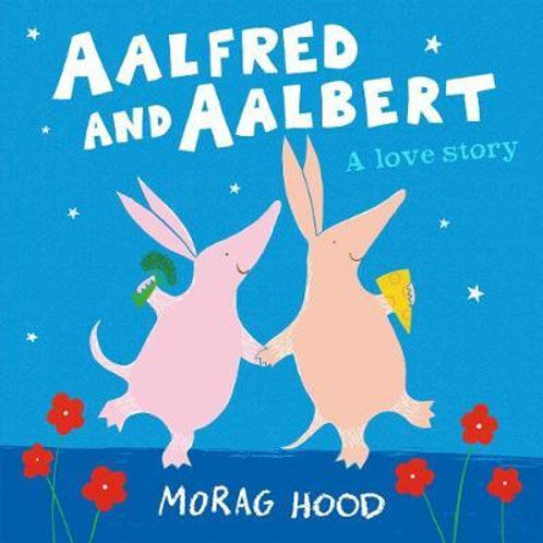 Aalfred and Aalbert       by Morag Hood