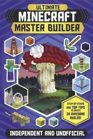 Ultimate Minecraft Master Builder Juliet Stanley