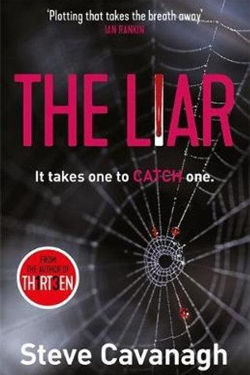 Liar       by Steve Cavanagh