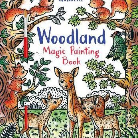 Woodland Magic Painting Federica Iossa