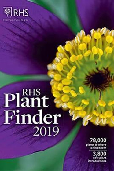RHS Plant Finder 2019