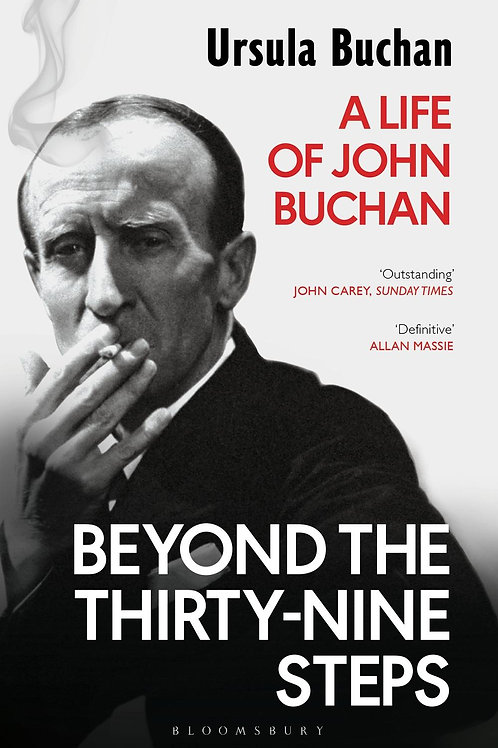 Beyond the Thirty-Nine Steps     by  Ursula Buchan