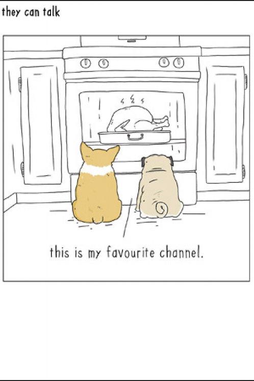 Favourite Channel